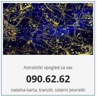 astrološki vpogled preko 090 telefona