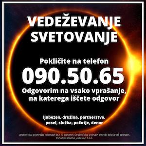 telefonsko vedeževanje 0905065